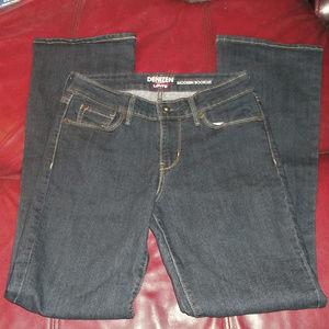 Levi's Denizen modern bootcut jeans size 6M
